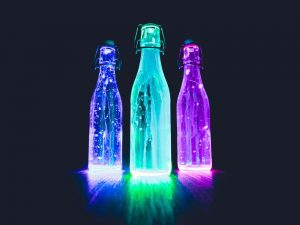 butelki promocyjne