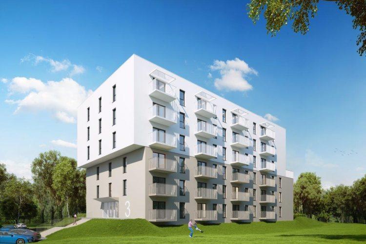 oferta nowych mieszkan - Ruczaj - deweloper Salwator